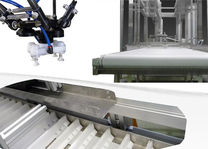 movimentazione, automazione industriale, linee produzione automatizzate